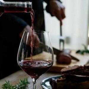 Вино і сир