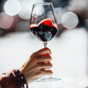 Вино червоне