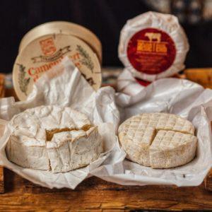 Camembert de Normandie та український Камамбер