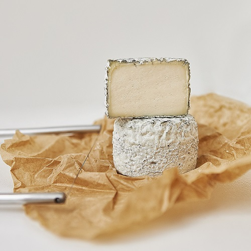 Сир з вершками — Бушон
