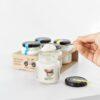 Йогурт густий в скляній баночці (набір 4 шт)