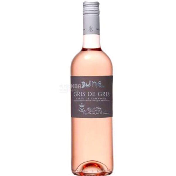 Рожеве сухе вино Gris de Gris Sable de Camargue Dune