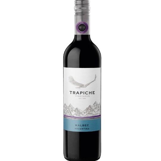 "Аргентинське вино ""Trapiche Vineyards Malbec"""