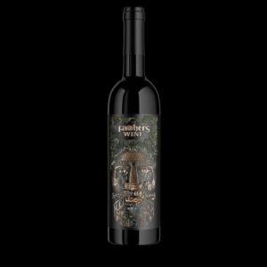 """Червоне сухе вино Fathers Wine """"Лице"""""""