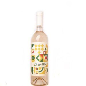 Білий трикутник- тернопільське сухе вино