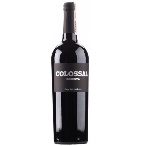 Напівсухе червоне вино Colossal Reserva