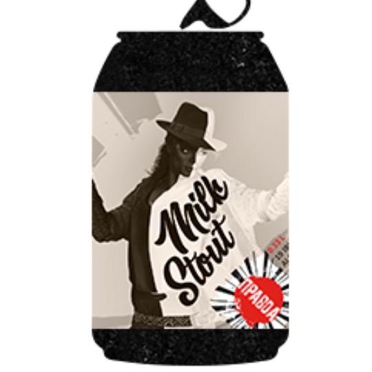 Milk stout – темне міцне пиво від броварні правда