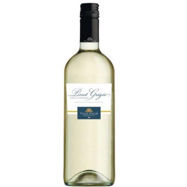 Біле сухе вино Villa Italia Pinot Grigio (Італія)