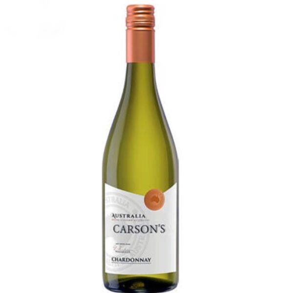 """Сухе біле вино"""" Carson's"""""""