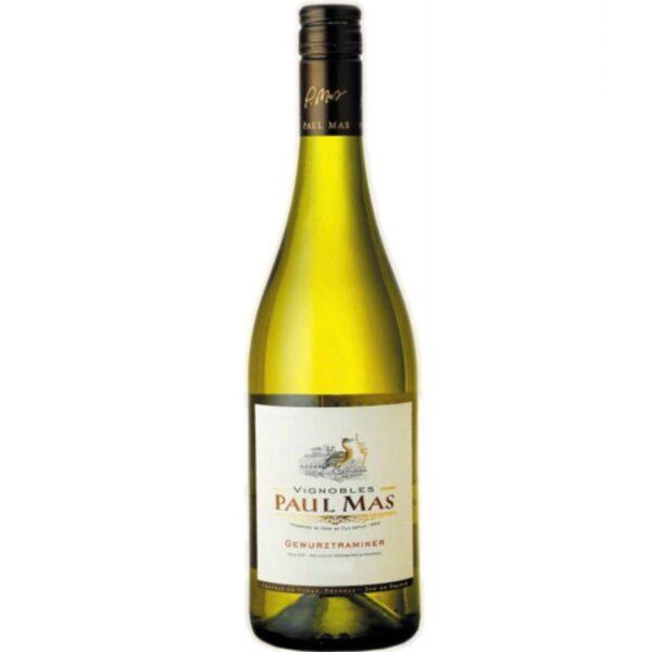 """Сухе біле вино """"Domaines Paul Mas Mas Gewurztraminer"""""""